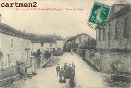 LA CHAPELLE-AUX-BOIS CENTRE DU VILLAGE 88 - Frankrijk