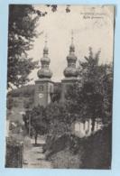 57 - SAINT-QUIRIN - PHILATELIE CACHET HEXAGONAL 1927 - Other Municipalities