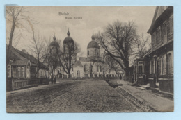 POLOGNE - BIELSK - FELDPOSTSTATION 1916  - VOIR ZOOM - Poland