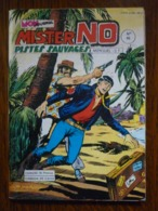 Mister No, Pistes Sauvages Mensuel N°46/ Editions Aventures Et Voyages, 1979 - Livres, BD, Revues