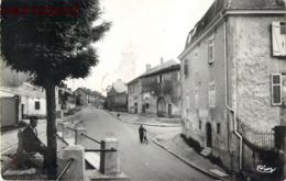 CHATEL-SUR-MOSELLE RUE ARISTIDE BRIAND 88 - Chatel Sur Moselle