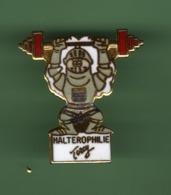 HALTEROPHILIE *** TORCY *** 1061 (122) - Gewichtheben