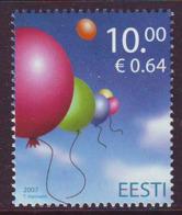 Estland 2007.International Children's Day. MNH. Pf. - Estland