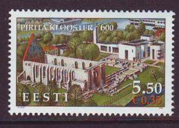 Estland 2007. The 600th Anniversary Of The Pirita Convent. MNH. Pf. - Estland