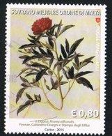 2015 - S.M.O.M. - NATURA ED ARTE / NATURE AND ART - USATO. - Sovrano Militare Ordine Di Malta