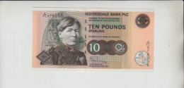 AB622 Clydesdale Bank PLC £10 Note 25th April 2003 # A/CL 978056 FREE UK P+P BUY 1 GET 1 (CHEAPEST) 1/2 PRICE BANKNOTES - [ 3] Scotland
