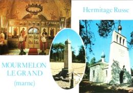 CPM 51 (Marne) Saint-Hilaire-le-Grand, Près Mourmelon - Hermitage Russe TBE Monument Aux Officiers Et Soldats Russes - Autres Communes