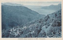 CADERO - PANORAMA - Varese