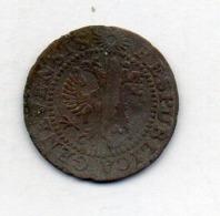 Suisse Canton GENEVE, 1 Sol, Billon, 1785, KM #87 - Schweiz