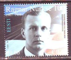 Estland 2007.Economist Ragnar Nurkse. MNH. Pf. - Estland