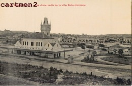 BELO HORIZONTE MINAS GERAES GARE STATION BRESIL BRAZIL - Belo Horizonte