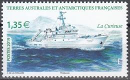 TAAF 2019 Navire La Curieuse Neuf ** - Terres Australes Et Antarctiques Françaises (TAAF)