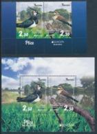 """BOSNIA/Bosnien Herzegowina BiH, EUROPA 2019 """"National Birds"""" Set Of 2v & Minisheet** - 2019"""