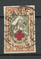 Estland Estonia 1921 Michel 29 B O SILLAMÄE Nice Cancel ! - Estonia