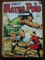 Marco Polo Album N°42/ Editions Aventures Et Voyages, 1980 - Books, Magazines, Comics