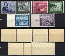 GERMANIA TERZO REICH - 1944 - A PROFITTO DELLA FEDERAZIONE DEI PORTALETTERE TEDESCHI - 3^ SERIE - MNH - Ungebraucht