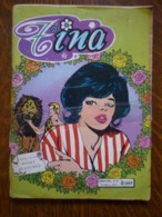 Tina Bimestriel N°99/ Collection Roses Blanches, Arédit, 1980 - Books, Magazines, Comics