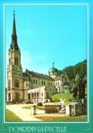 CPM 88 (Vosges) Domrémy-la-Pucelle - La Basilique Nationale Ste Jeanne D'Arc, Au 1er Plan Jeanne écoutant Ses Voix TBE - Domremy La Pucelle