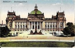 BERLIN  .  REICHSTAGSGEBAUDE - Rixdorf