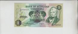 AB34 3 Oct 1978 Edinburgh Bank Of Scotland £1 Note #C/93 0742732 FREE UK P+P BUY 1 GET 1 (CHEAPEST) 1/2 PRICE BANKNOTES - 1 Pound