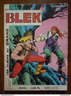 Les Album Du Grand Blek Mensuel N°387/ Editions LUG, Mars 1983 - Books, Magazines, Comics