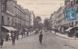 44. NANTES. CPA. ANIMATION. LE BAS DE LA ROUTE DE NANTES. ANNEE 1936 - Nantes