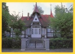 Xx01xx ★★ Strandvilla In Heringsdorf - Usedom