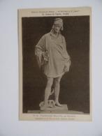 N°18 Série Carte François VILLON Square Monge Par ETCHETO Sculpteur Sculpture Statue Edition Thiébaut Fumière Successeur - Sculptures