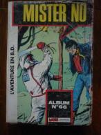 Mister No Album N°66/ Editions Aventures Et Voyages, 1987 - Books, Magazines, Comics