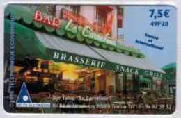 DELTA MULTIMEDIA - Bar Le Carrefour à Toulon - 7,5 € - Code Gratté - Voir Scans - France