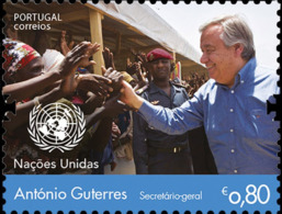 Año 2017 Nº 4198 Antonio Guterres - Ungebraucht