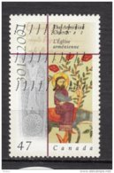Canada, âne, Religion, église Arménienne, Donkey, Armenian Church, Croix, Cross - Donkeys