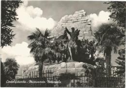 W5088 Castelfidardo (Ancona) - Monumento Nazionale / Viaggiata 1958 - Italië
