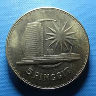 Malaysia 5 Ringgit 1971 - Malaysia