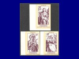 PENRHYN Non Dentelés ** - 201/3, Non Dentelé, Bdf, (tirage 150): Noël 1981 - Penrhyn