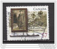 Canada, Labour, Charrue, Agriculture, Cheval, Photographie, Bateau, Labourage, Boat, Horse, Photography, Immigration - Horses