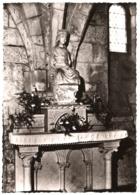 CPSM 55 (Meuse) Vaucouleurs - Notre-Dame Des Voûtes, Vénérée Par Jeanne D'Arc Dans La Chapelle Castrale TBE - Altri Comuni