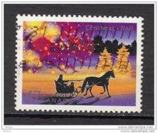 Canada, Cheval, Noël, Traîneau, Sledge, Horse, Noël, Christmas - Horses