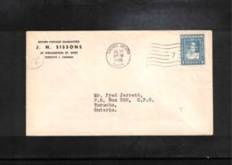 Newfoundland 1955 Interesting Letter - 1908-1947