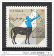 Canada, Sagittaire, Sagittarius, Tir à L'arc, Cheval, Horse, Centaure, Mythologie, Mythology, Astrologie, Astrology, - Horses