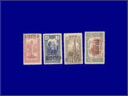 CILICIE Poste * - 10/13, Surcharge Renversée. (Maury 1/4) - Cote: 91 - Cilicien (1919-1921)