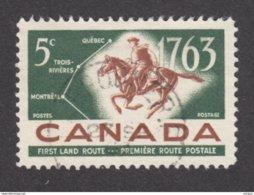 Canada, Poste, Facteur, Cheval, Horse, Mailman, Postman - Horses