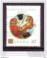 Canada, Cheval, Père-Noël, Lune, Santa Claus, Horse, Moon, Christmas, Pipe, Tabac, Tobacco - Horses