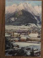 CPA, INNSBRUCK, Vue Générale, écrite En 1919, éd Wilhelm Stemplle INNSBRUCK - Innsbruck