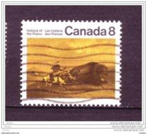 Canada, Gibier, Bison, Cheval, Indiens D'amérique, Tir à L'arc, Chasse, Hunting, Buffalo, Horse, Amérindien, Amerindian - Caballos