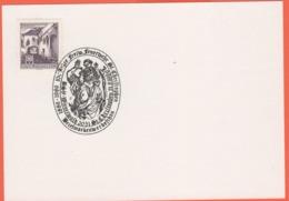 AUSTRIA - ÖSTERREICH - Autriche - 1986 - 20g Mörbisch + Sonderstempel Sankt Christophen - 1981-90 Briefe U. Dokumente