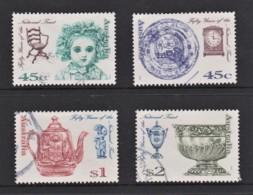Australia 1995 National Trust Set Of 4 Used - 1990-99 Elizabeth II