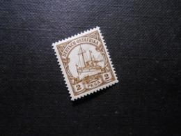 D.R.Mi 11 - 2Pf*MLH - Deutsche Kolonien ( Deutsch-Ostafrika ) 1901 - Mi 3,50 € - Colony: German East Africa