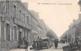 GUINGAMP Boulevard St Nicolas 21(scan Recto-verso) MA1216 - Guingamp