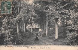 REVIN La Chapelle Du Han 14(scan Recto-verso) MA1218 - Revin